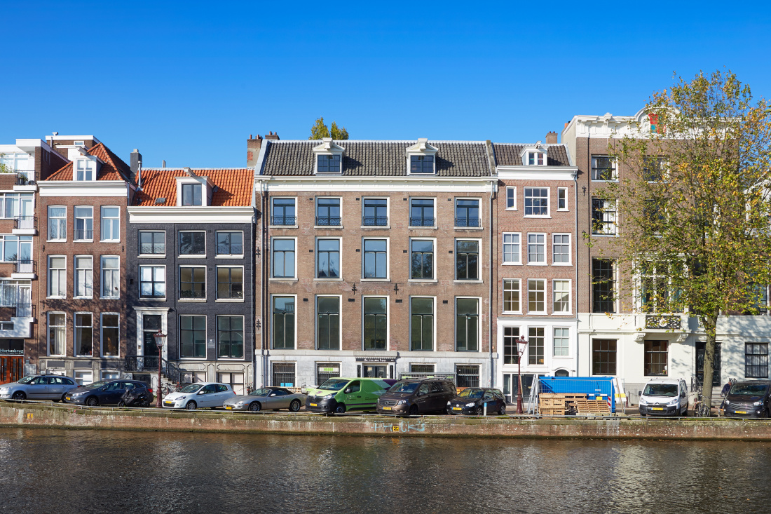 Nieuwe Heerengracht (c) Bert Rietberg