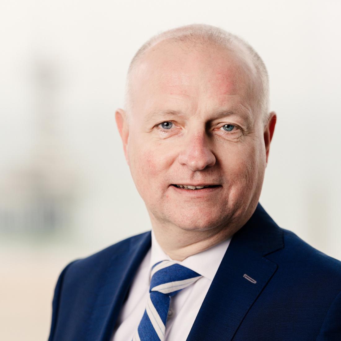 Bart van Lunteren, financieel directeur J.P. van Eesteren