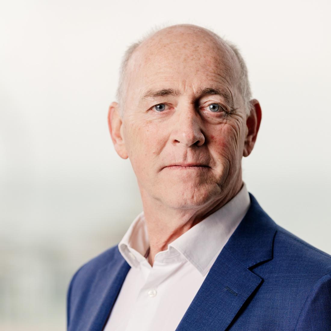 Albert van Eijnsbergen, directeur Verbouw, Onderhoud, Renovatie, J.P. van Eesteren