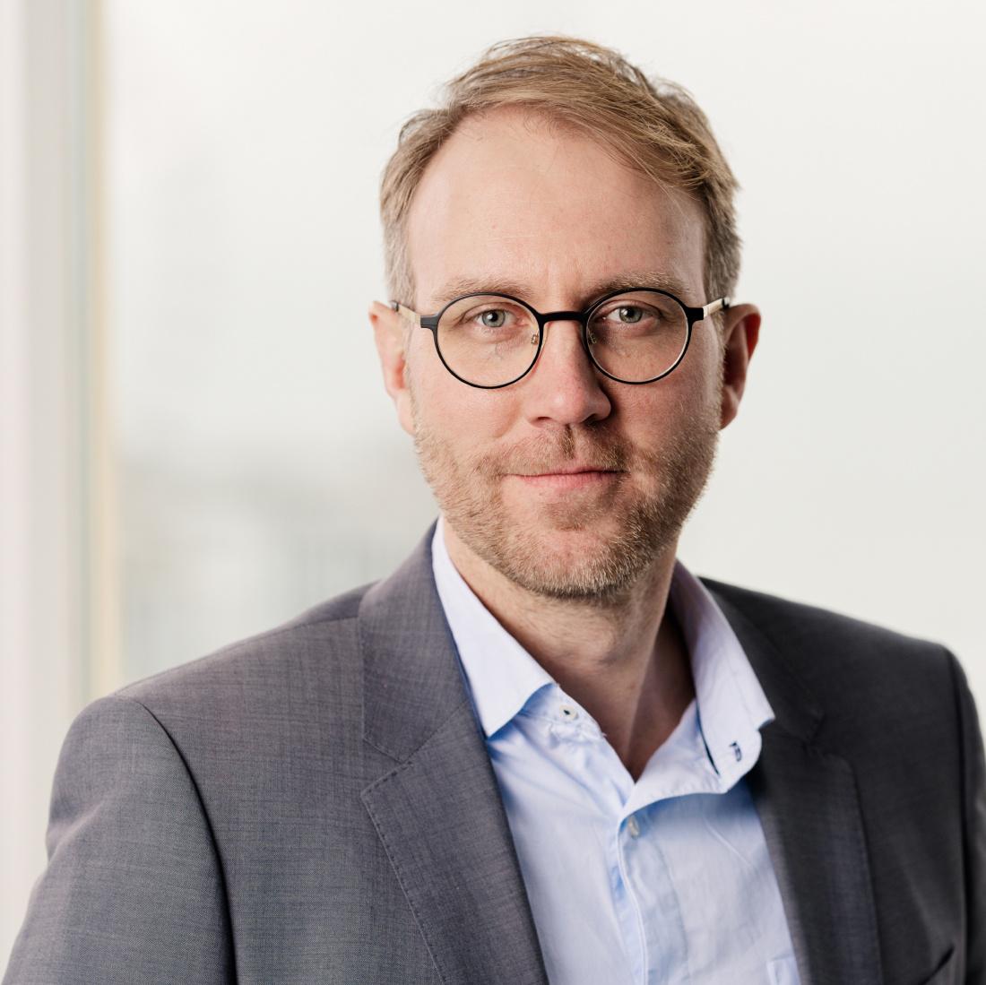 Michael Venderbos, directeur klant en markt, J.P. van Eesteren