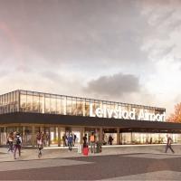 Passagiersterminal Lelystad Airport
