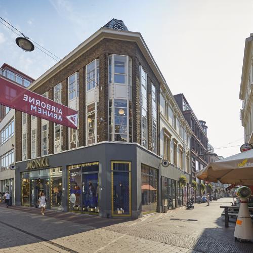 Renovatie appartementen Walstraat Arnhem