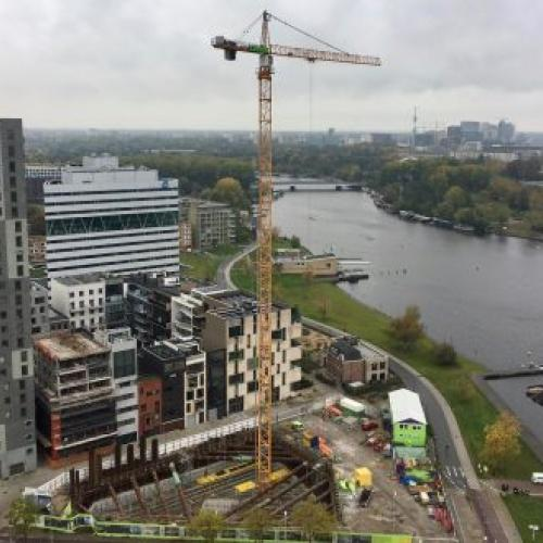Project HAUT Amsterdam