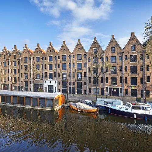 Achtergracht Amsterdam (c) Bert Rietberg